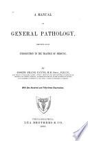 A Manual of General Pathology