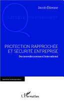 Pdf Protection rapprochée et sécurité entreprise Telecharger