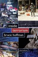 Cover of Inside Terrorism