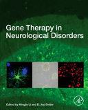 Gene Therapy in Neurological Disorders Book