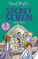 The Secret Seven Collection 4 Book