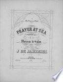 Prayer at sea