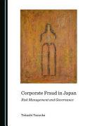 Corporate Fraud in Japan
