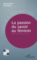 La passion du savoir féminin [Pdf/ePub] eBook