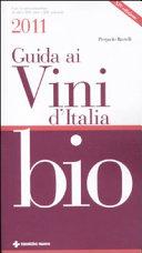 Guida ai vini d'Italia bio 2011