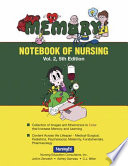 Memory Notebook of Nursing, Vol 2