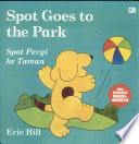 Spot Pergi ke Taman Book