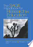 The Sage Handbook For Research In Education Book PDF