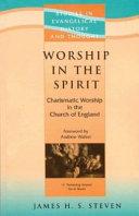 Worship In The Spirit