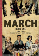March John Lewis, Andrew Aydin Cover