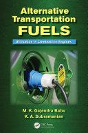 Alternative Transportation Fuels [Pdf/ePub] eBook