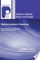 Reformation Pastors