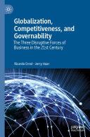 Globalization  Competitiveness  and Governability