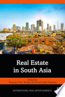 Real Estate In South Asia Book PDF