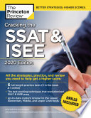 Cracking The Ssat Isee 2020 Edition Book PDF