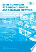 Transactions 28th European Strabismological Association Meeting