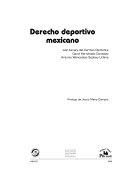 Derecho deportivo mexicano
