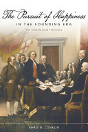 The Pursuit of Happiness in the Founding Era Pdf/ePub eBook