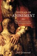 Instead of Atonement