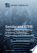 Gender and STEM  Understanding Segregation in Science  Technology  Engineering and Mathematics