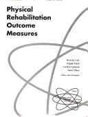 Physical Rehabilitation Outcome Measures Book