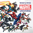 Who s Who in the Marvel Universe