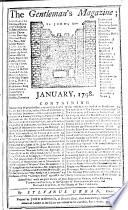 The Gentleman's Magazine: Or, Monthly Intelligencer