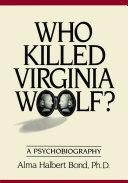 Who Killed Virginia Woolf