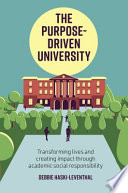 The Purpose Driven University