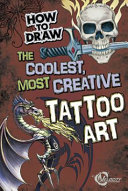 How to Draw the Coolest  Most Creative Tattoo Art