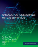 Nanocomposite Membranes for Gas Separation