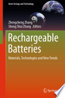 Rechargeable Batteries Book PDF