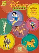 Disney Songs (Songbook)
