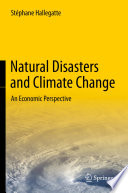 Natural Disasters And Climate Change Book PDF