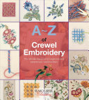 A Z of Crewel Embroidery