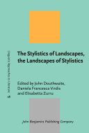 Pdf The Stylistics of Landscapes, the Landscapes of Stylistics