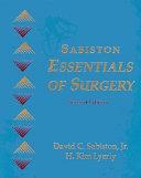 Sabiston Essentials of Surgery