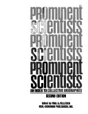 Prominent Scientists Book