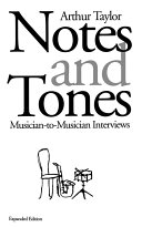 Notes and Tones
