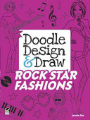 Doodle Design   Draw Rock Star Fashions