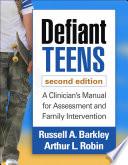 Defiant Teens  Second Edition Book