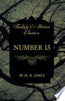 Number 13 Pdf/ePub eBook