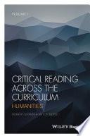 Critical Reading Across the Curriculum Book