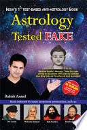Astrology Tested Fake