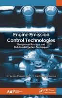 Engine Emission Control Technologies