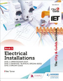 The City   Guilds Textbook Book 2 Electrical Installations for the Level 3 Apprenticeship  5357   Level 3 Advanced Technical Diploma  8202    Level 3 Diploma  2365