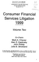 Consumer Financial Services Litigation
