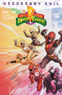 Mighty Morphin Power Rangers #50 [Pdf/ePub] eBook