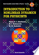 Introduction to Nonlinear Dynamics for Physicists