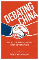 Debating China Pdf/ePub eBook